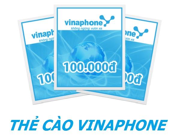Một số thông tin cần biết khi sử dụng thẻ cào Vinaphone