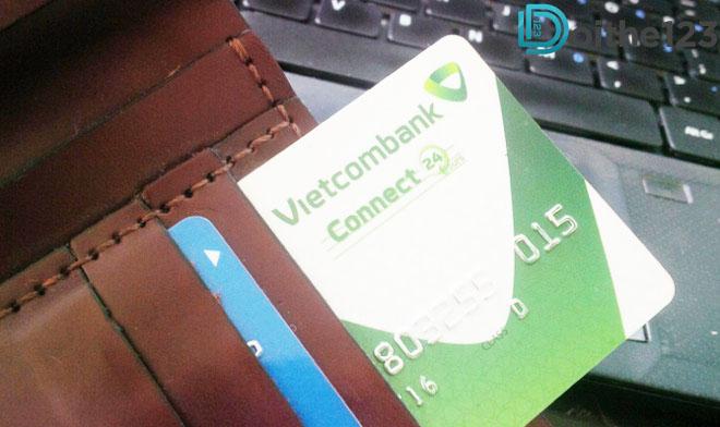 Cách nạp tiền vào thẻ ATM Vietcombank