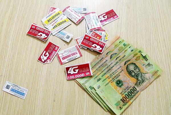 Hướng dẫn cách chuyển thẻ điện thoại sang tiền mặt