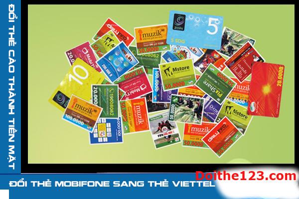 Hướng dẫn mua card điện thoại Viettel online nhanh nhất