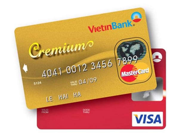 Nạp tiền vào thẻ ATM Vietinbank