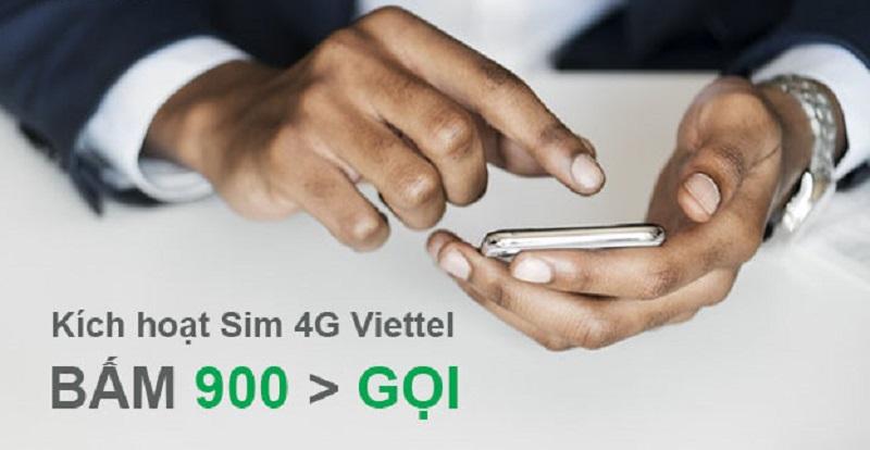 Kích hoạt sim 4G Viettel thông qua tổng đài hỗ trợ khách hàng