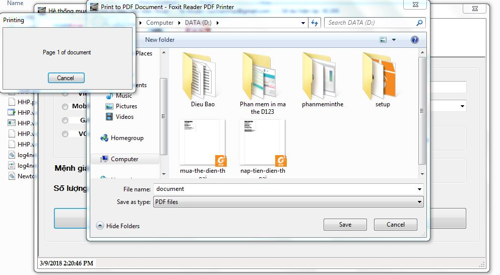 phần mềm in thẻ 9