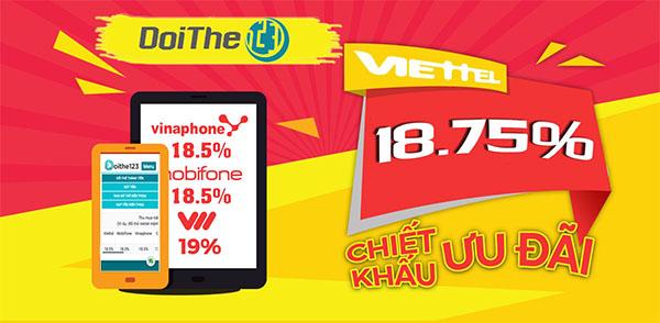 Thu mua thẻ cào điện thoại thu mua thẻ cào game trực tuyến tại Doithe123.com