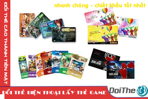 mua thẻ game online